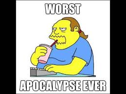 worst comic book guy 404 Page