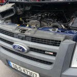 Ford Transit rail 4 problems