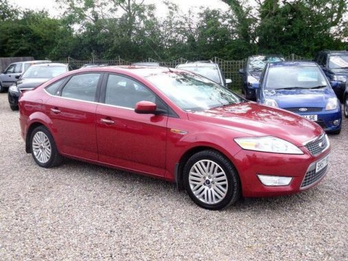 Used_Ford_Mondeo_2007_Red_Saloon_Diesel_Automatic