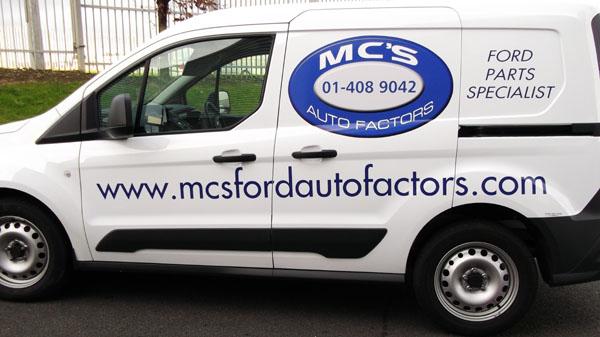MCS Ford Autofactors Ltd