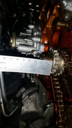 vw passat timing chain checking and replacement