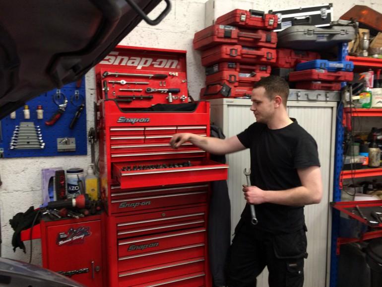 james picking tools